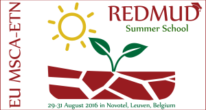 Logo RedMud Summer School
